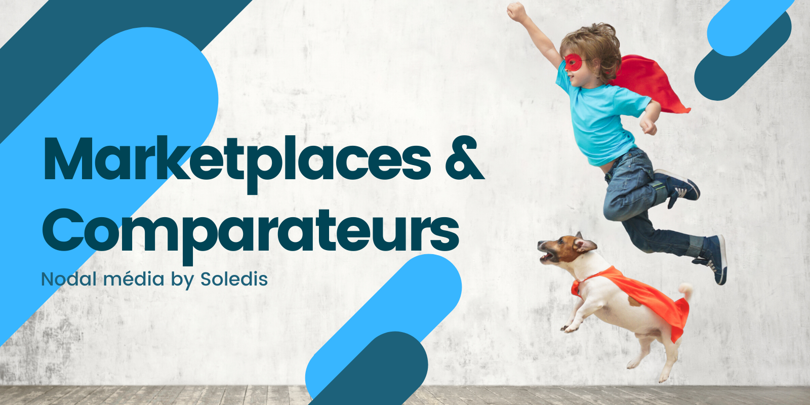 titre Marketplaces et comparateurs